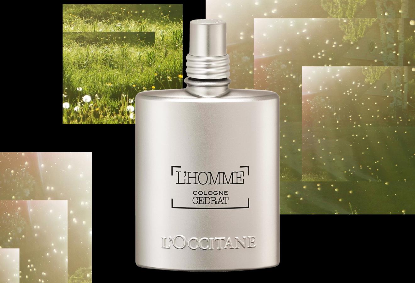 By Eau L'occitane De Toilette L'homme Cedrat Cologne wX8Okn0P